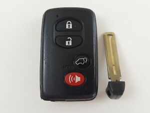 Toyota Smart Key For Prius C And V Original Genuine
