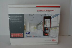 Leica Disto D810 Touch Laser Distance Meter Touchscreen Measure W picture