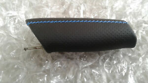 Audi A4 S4 Rs4 B6 B7 Brake Handle With Blue Stitching