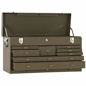Kennedy 526 8 Drawer Machinists Chest Dim 26 11 16 X 8 9 16 X 13 5 8