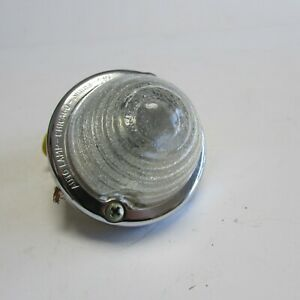 Nos Vintage Auto Lamp 491 Clear Glass Backup Or Running Light beehive