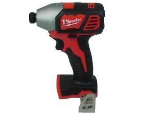 New Milwaukee Cordless 2656 20 1 4 In Hex Impact Driver M18 18v Li ion Tool Only