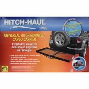 500lb Masterbuilt 2 1 1 4 Receiver Mount Cargo Carrier Hitch Haul 30110208