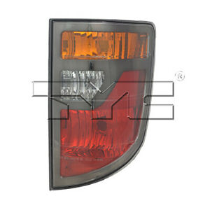 Fits 2006 2008 Honda Ridgeline Tail Light Passenger Side Capa Certified