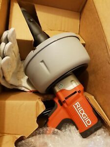 Ridgid 35473 Hand held Drain Cleaner With Autofeed Model K 45af