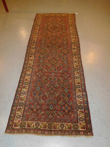 Antique Persian Kurd Bijar Rug Estate Carpet 3 8x10 4 Runner