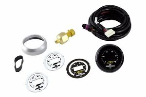 Aem 52mm Pressure Oil Or Fuel Digital Gauge Aem 30 4401