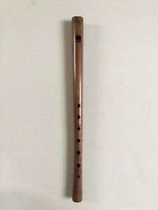 Original Renaissance Flute About 1550 Youtube Sample Flauto Dritto Antico Old