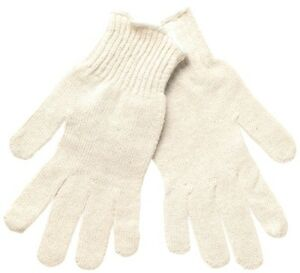 300 Pair 25 Dozen String Knit Economy Cotton Work Gloves