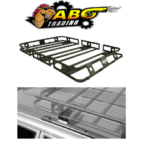 Smittybilt For 97 04 Expedition Bolt Together Roof Rack W Bracket 35605 Ds2 8