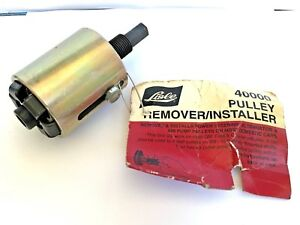 Lisle Tool 40000 Pulley Remover And Installer