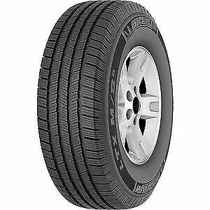 P255 70r18 Michelin Ltx M s2 set Of 4 take Off Tires