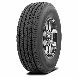 P265 70r17 Bridgestone Dueler H T 684 Ii Set Of 4 Take Off Tires