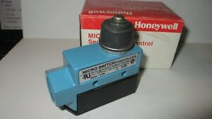 Honeywell Micro Switch Bze6 2rn 9724 New