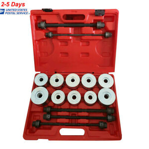 Universal Bearing Race Seal Bush Driver Master Pull Sleeve Removal Tool Set