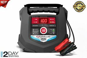 Schumacher 6 12v Rapid Battery Charger 15a Maintainer Deep Cycle Batteries New