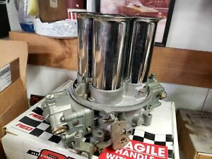 Holley Carb 4500 Dominator Series