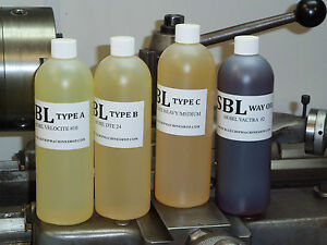 South Bend Lathe Recommended A B And C Lathe Oils