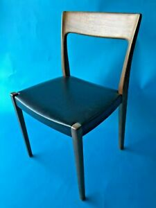 Svegards Markaryd Teak Dining Chair Mid Century Modern Scandanavian Design