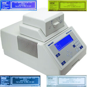 Eppendorf 5333 Mastercycler Pcr Tested Calibrated One Year Warranty