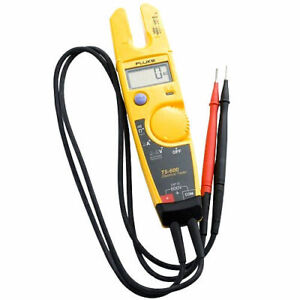 Fluke T5 600 Clamp Meter Continuity Current Electrical Tester With Current New