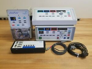 Biosense Webster Stockert 70 Ablation Rf Generator With Accessories 086