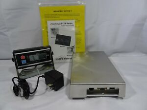 Avery Berkel Model 6103 15 Portion Food Service Scale 25 Lb Capacity T1