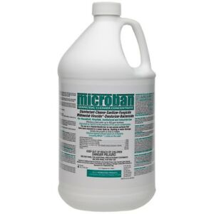 Prorestore Mediclean Fka Microban qgc Germicidal Cleaner Concentrate 1 Gallon