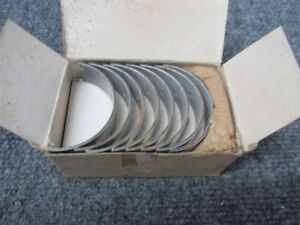 1954 1964 Ford 239 254 272 292 312 2000cpa Engine Rod Bearings 10 Oversized