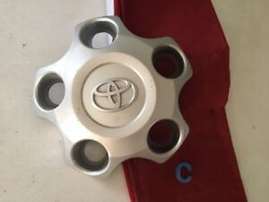 C 1 2007 2014 Toyota Tundra 5 Spoke Wheel Center Cap Hubcap 42603 Oc051