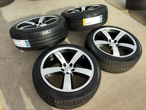 20 Dodge Charger Challenger Oem Replica Wheels Rims Tires 2528a 2017 2018 2019