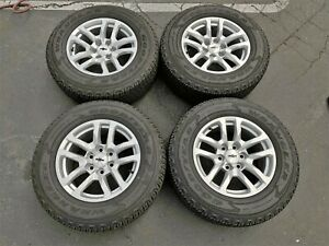 2019 Chevy Silverado Tahoe Factory 18 Wheels Tires Rims Oem Suburban 1500