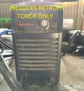 Replacement Plasma Cutter Torch To Fix Repair Hypertherm Powermax 30 Pmax30