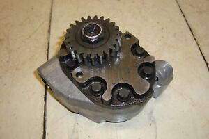 International Ih Farmall 756 Hydraulic Pump 706 806 856