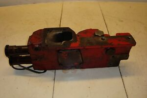 International Ih Farmall 756 Right Hydraulic Couplers 706 806 856