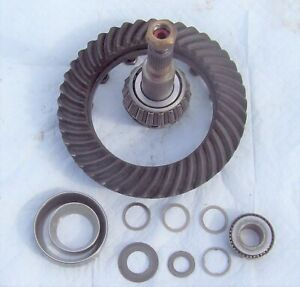 Ring And Pinion 4 10 Ratio Dana 80 Ford Truck Nice Look