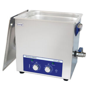13 Liter Industry Timer Heated Ultrasonic Cleaner Bath Clean Tools Wash Machine