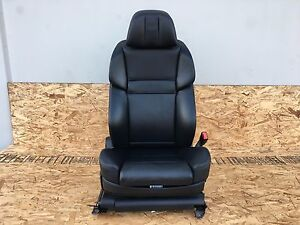 Bmw 2010 E60 M5 Front Right Passenger Heated Sport M Seat Assembly Oem 51k