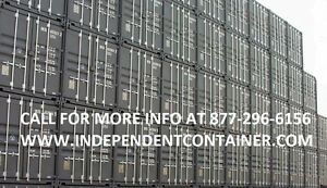 New 20 Shipping Container Cargo Container Storage Container In Miami Florida