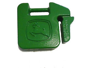 John Deere Original Equipment Weight bg20029