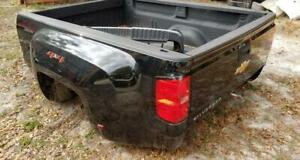 2015 2016 2017 2018 Chevy Silverado 3500 Dually Long Bed Bumper Tailgate Lights