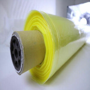 4 1m Carbon Fiber Fiberglass Resin Infusion Rtm Vacuum Bagging Film Yellow
