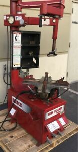Little Used Coats 7065ex Rim Clamp Tire Wheel Changer