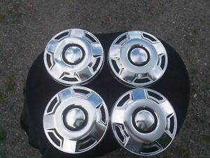 Vintage 1980 s Ford Truck Hubcaps Dogdish