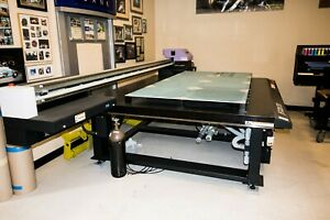 Mimaki Jfx200 213 Wide Format Flatbed Uv Printer Brand New Free Shipping