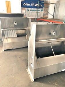 48 Commercial Hood Restaurant Exhaust Hood Set