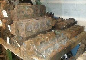 Oldsmobile Bare Core Cylinder Head 260 307 350 2a 3a 5a 7a 7a 10 8