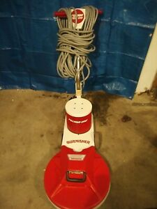 Pullman Holt Dc2000 Commercial Floor Buffer burnisher