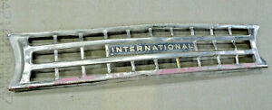 1963 1965 International Harvester Ihc Cseries Pickup Travelall Grill