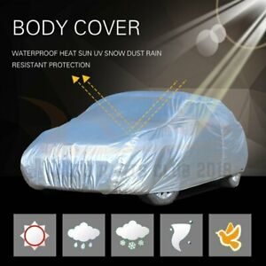 New Rain Uv Water Dustproof Car Cover Fit For 2001 2002 2003 2004 Ford Toyota